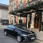 Wedding Chauffeur Selbourne Hotel